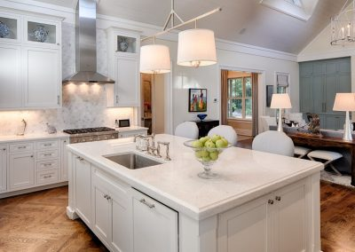 Greencraft Custom Home Palmetto Bluff Kitchen 5