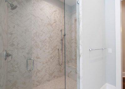 Berkeley Hall Custom Shower Elegant Feel