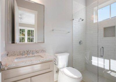 Berkeley Hall Guest Bathroom Additional Comfort