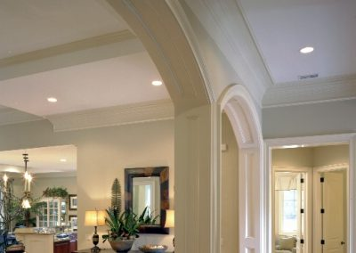 Bluffton Custom Arched Entry 04