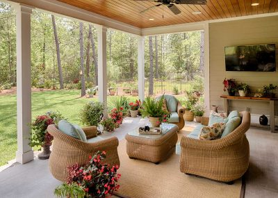 Blufton Greencraft Outdoor Space