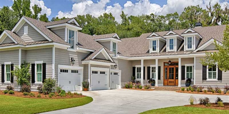 Custom Home In Bluffton SC Steps Before Building