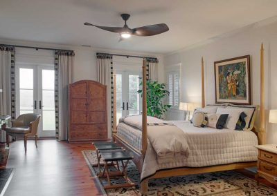 Ford Plantation Elegant Bedroom