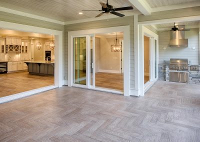 Greencraft Bluffton Custom Home Hampton Lake