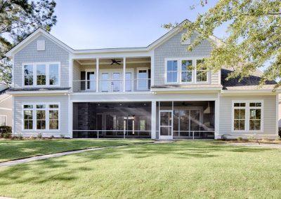 Greencraft Custom Home Hampton Lake Bluffton 15