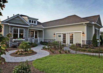 Greencraft Custom Home Hilton Head Lakes 11