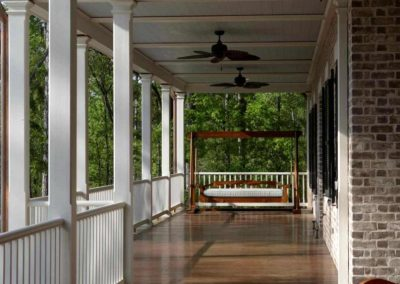 Greencraft Custom Home Berkeley Bluffton Porch 033