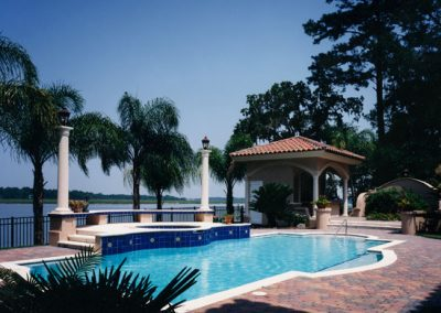 Greencraft Custom Home Savannah Pool