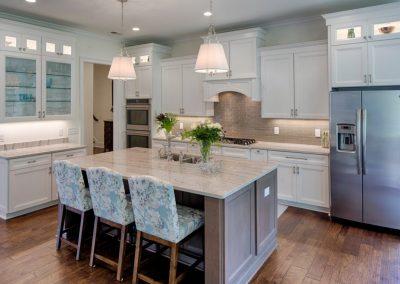Greencraft Custom Home Westbrook Savannah Quarters
