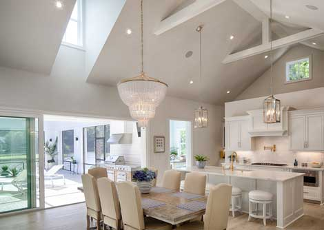 Greencraft Custom Homes Interior Designs Gallery