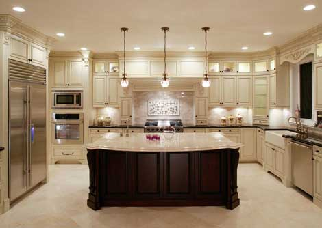 Greencraft Custom Homes Kitchens  Gallery