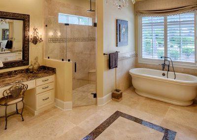 GreenCraft Homes Beautiful Bathroom