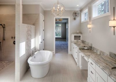GreenCraft Homes Bathroom Free Standing Tub