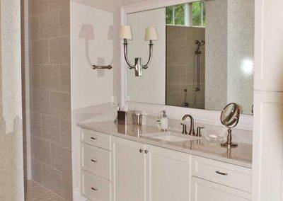 GreenCraft Homes Custom Bathroom Vanity