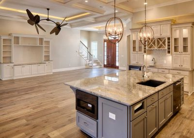 Greencraft Homes Elegant Kitchen Design