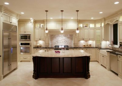 Greencraft Homes Light Bright Kitchen