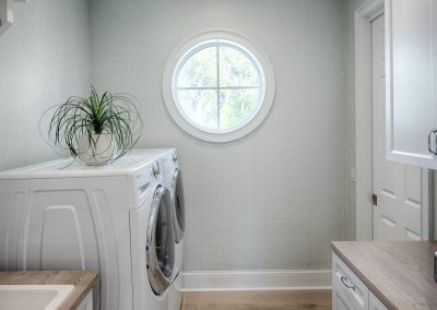 Greencraft Custom Homes Belfair Plantation Bluffton Laundry Room