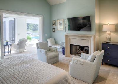Greencraft Custom Homes Belfair Plantation Bluffton Master Bedroom 2