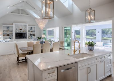 Greencraft Custom Homes Belfair Plantation Bluffton Open Living