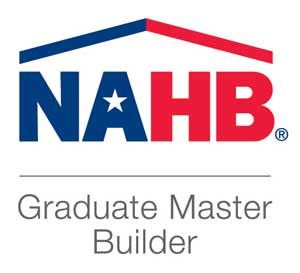 NAHB Graduate Master Builder Certificate - Greencraft Homes